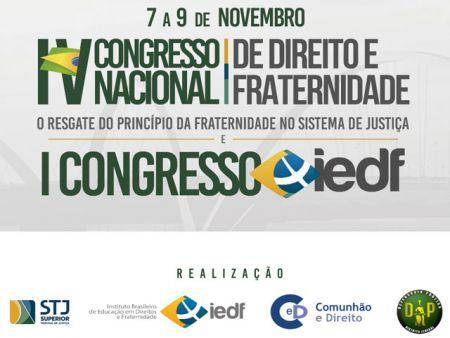 IV Convegno nazionale di Diritto e Fraternità