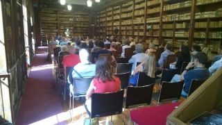 Biblioteca università Pavia